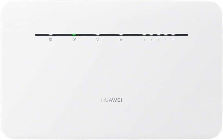 router 4G+ huawei